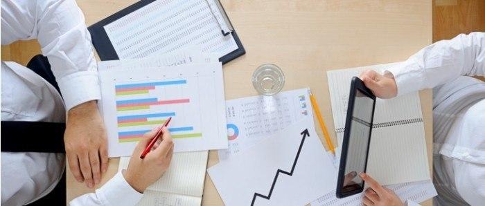 Comptabilité comptable graphiques calculatrice
